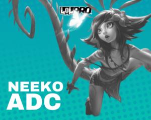 Neeko – Build e Runas de League of Legends (Adc)