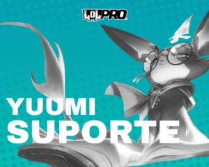 Yuumi – Build e Runas de League of Legends (Suporte)