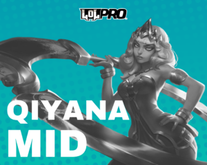 Qiyana – Build e Runas de League of Legends (Mid)
