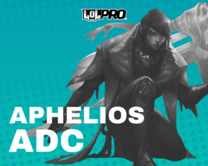 Aphelios – Build e Runas de League of Legends (Adc)