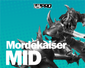 Mordekaiser – Build e Runas de League of Legends (Mid)