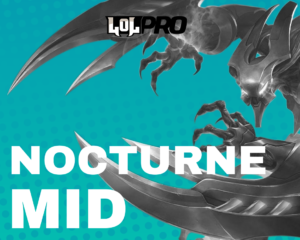 Nocturne – Build e Runas de League of Legends (Mid)