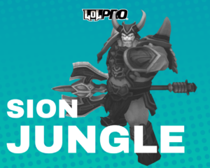 Sion – Build e Runas de League of Legends (Jungle)