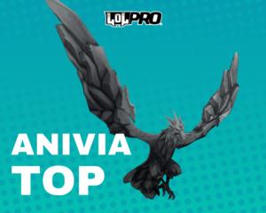 Anivia – Build e Runas de League of Legends (Top)