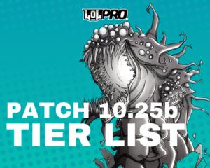 League of Legends Tier List Patch 10.25b (Melhores Campeões em cada posição)