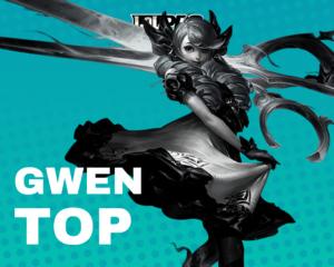 Gwen – Build e Runas de League of Legends (Top)